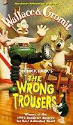 Wallace a Gromit:  Nesprávné kalhoty