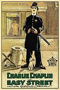 Chaplin strážcem veřejného pořádku