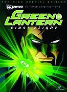 Green Lantern: První let