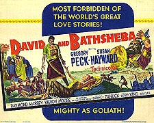 David a Bathsheba